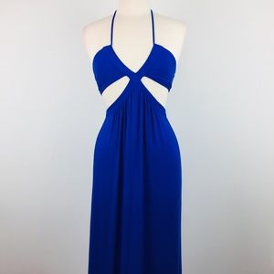 Tobi Blue Chelsea Maxi Dress